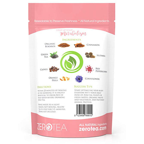 Image of Zero Tea 14 Day Detox Tea