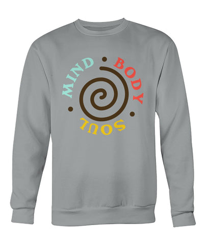Body Mind Soul Sweatshirt