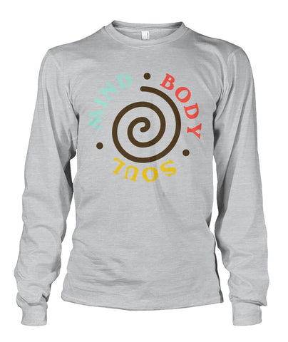 Body Mind Soul Long Sleeve