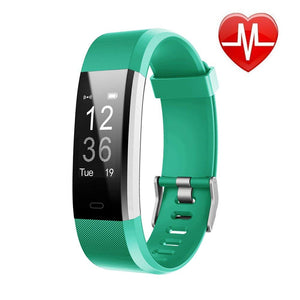 Waterproof Fitness Tracker Watch