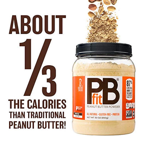 Image of PBfit All-Natural Peanut Butter Protein Powder