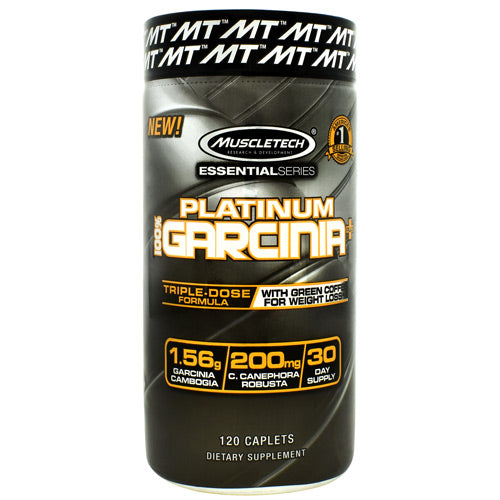 Muscletech Essential Series Platinum 100% Garcinia Plus