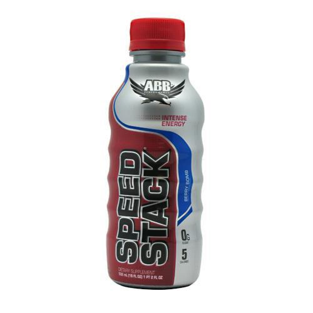 ABB Speed Stack Berry Bomb - Berry Bomb / 12 ea - Drinks