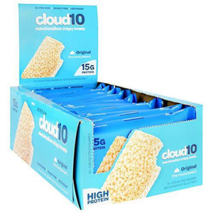 Beyond Better Foods Cloud 10 Marshmallow Crispy Treats Original - Gluten Free - Original / 10 ea - Bars