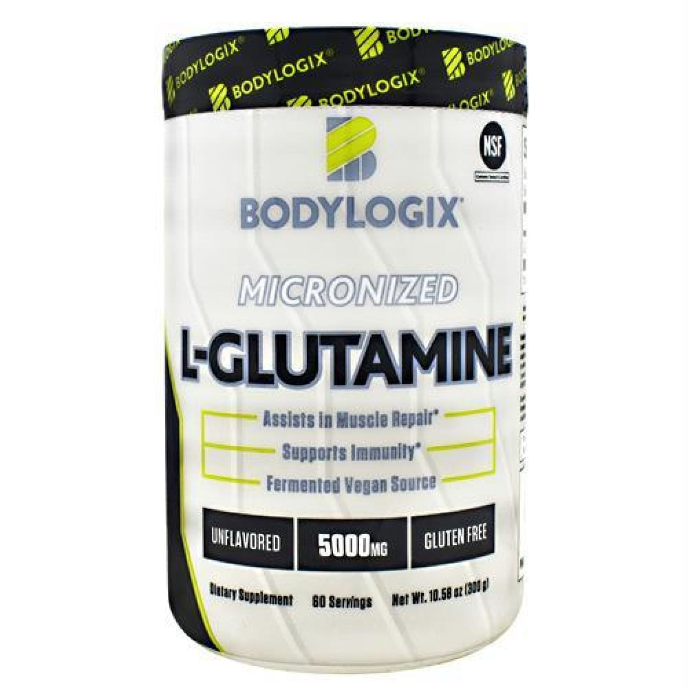 BodyLogix Micronized L-Glutamine Unflavored - Unflavored / 60 ea - Supplements
