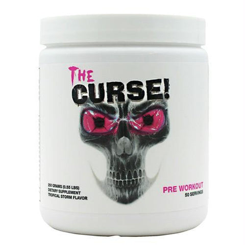 Cobra Labs The Curse Orange Mango - Tropical Storm / 50 ea - Supplements