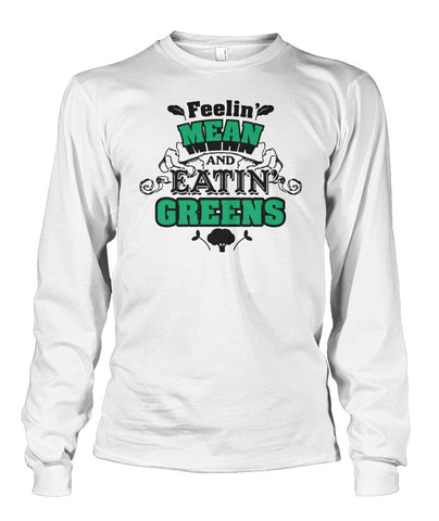 Image of Feeling Mean Eating Green's Long Sleeve