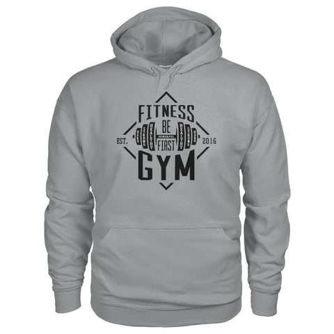 Image of Fitness Gym Hoodie - Sport Grey / S - Hoodies