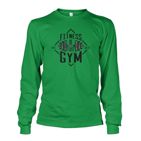 Image of Fitness Gym Long Sleeve - Irish Green / S - Long Sleeves