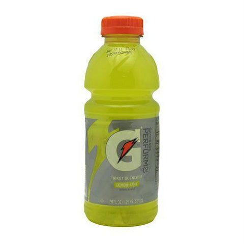 Gatorade Thirst Quencher Fruit Punch - Lemon-Lime / 24 ea - Drinks