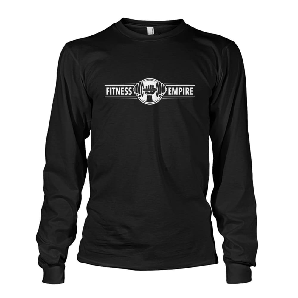 Gym Empire Long Sleeve - Black / S - Long Sleeves