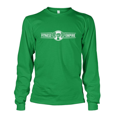 Image of Gym Empire Long Sleeve - Irish Green / S - Long Sleeves