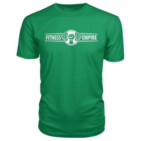 Image of Gym Empire Premium Tee - Green Apple / S - Short Sleeves