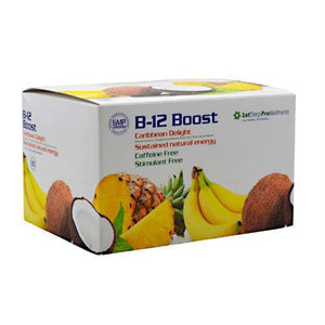 High Performance Fitness B-12 Boost Carribean Delight - Carribean Delight / 12 ea - Liquid Shot