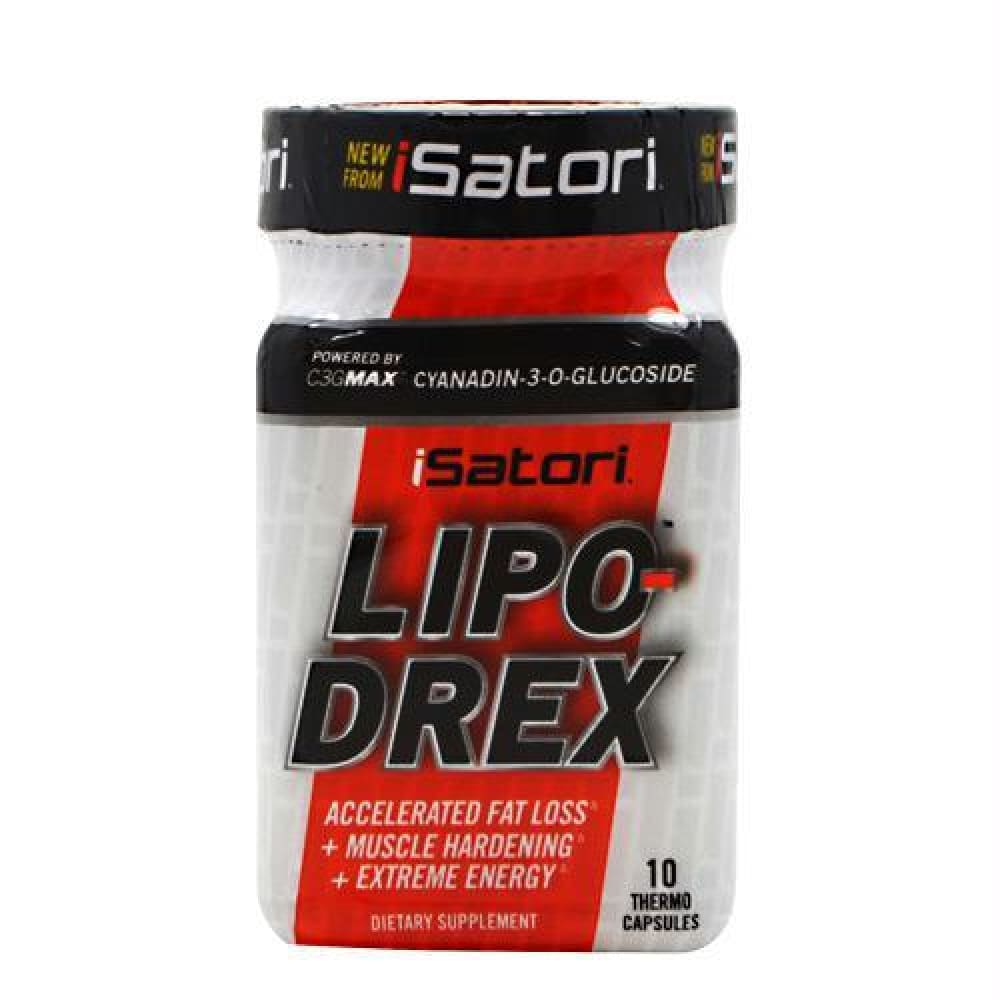 iSatori Technologies Lipo-Drex - 10 ea - Supplements