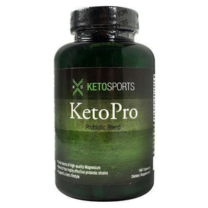 KetoSports KetoPro - 180 ea - Supplements