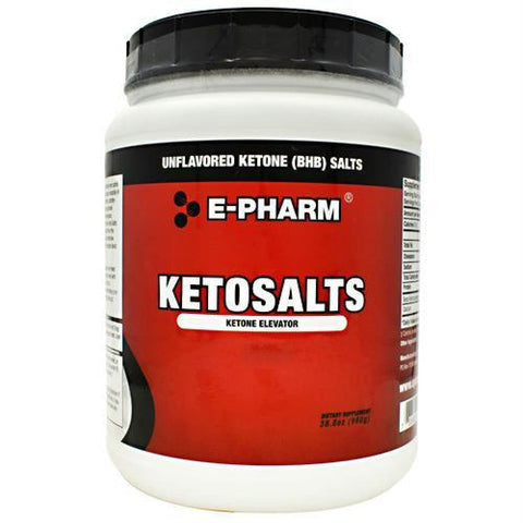 KetoSports KetoSalts Unflavored - Unflavored / 60 ea - Supplements
