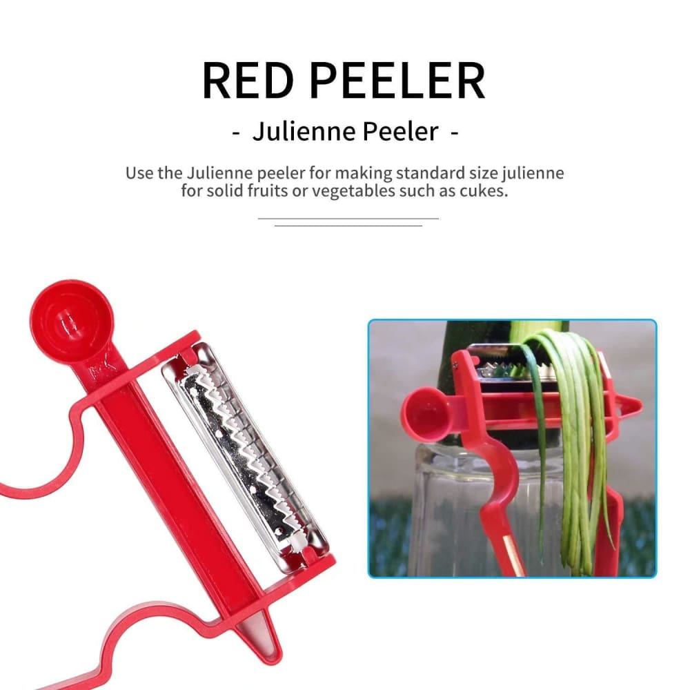 Magic Trio Peeler - FREE! Just Pay Shipping!