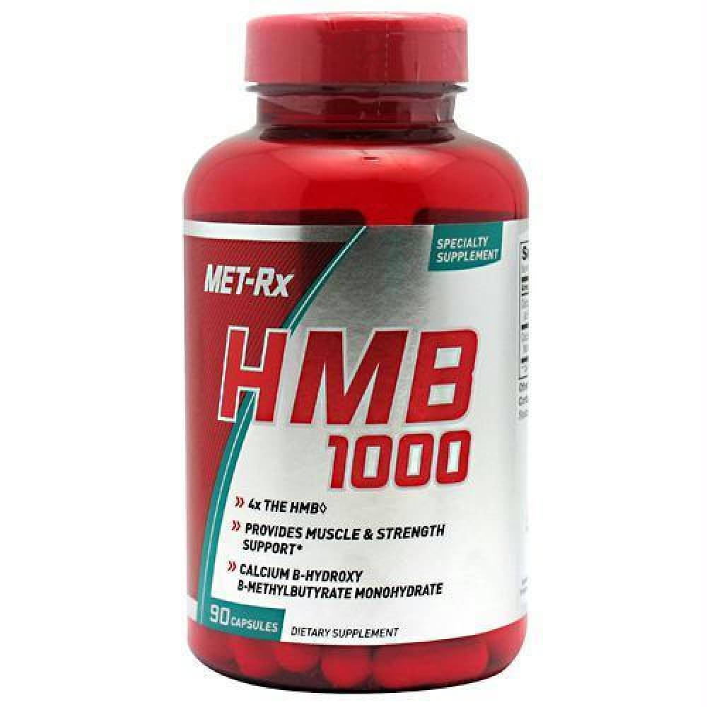 Met-Rx USA HMB 1000 - 90 ea - Supplements