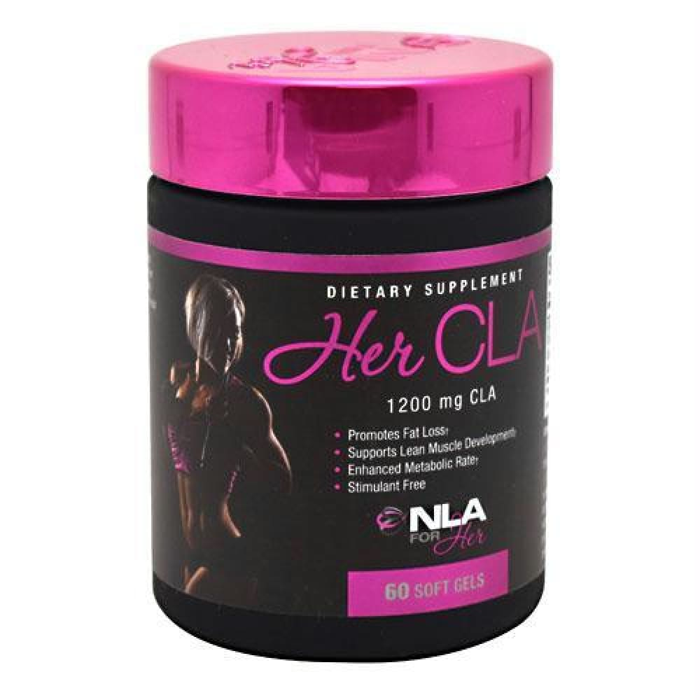 NLA For Her Her CLA - 60 ea - Supplements
