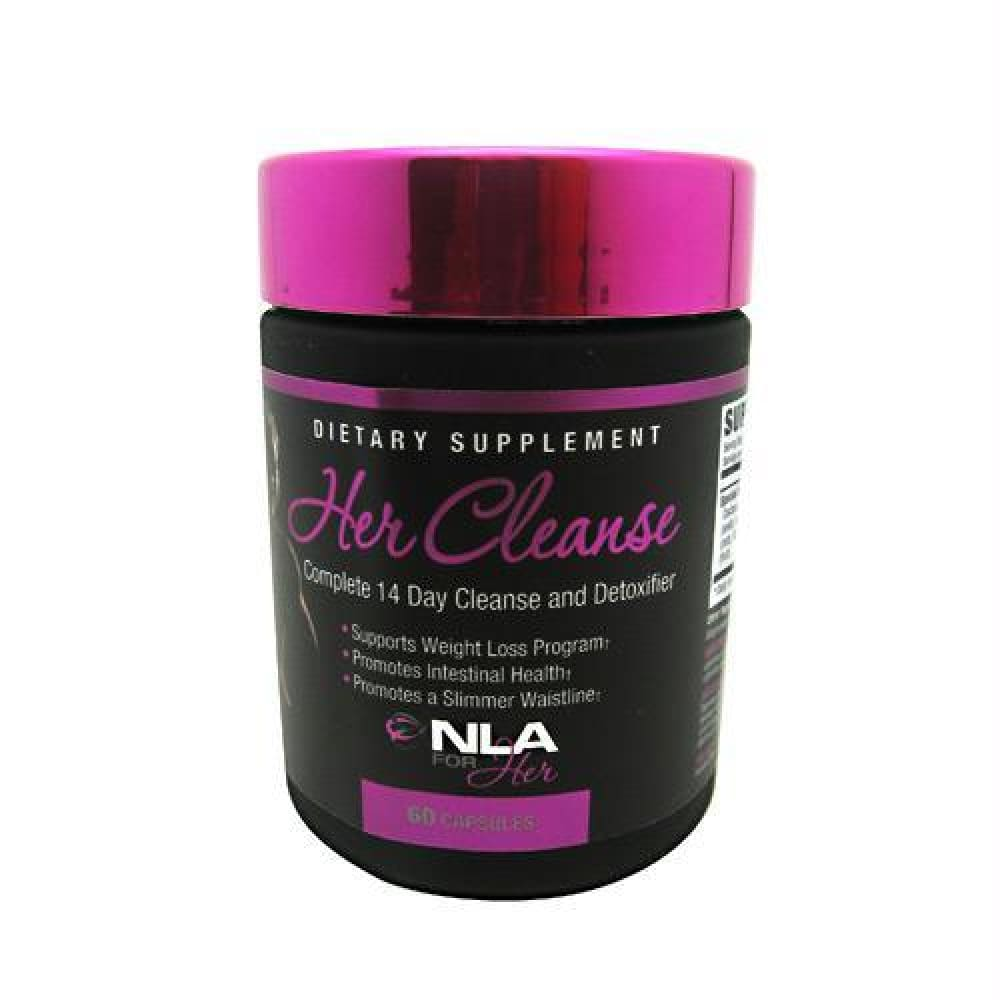 NLA For Her Her Cleanse - 60 ea - Supplements