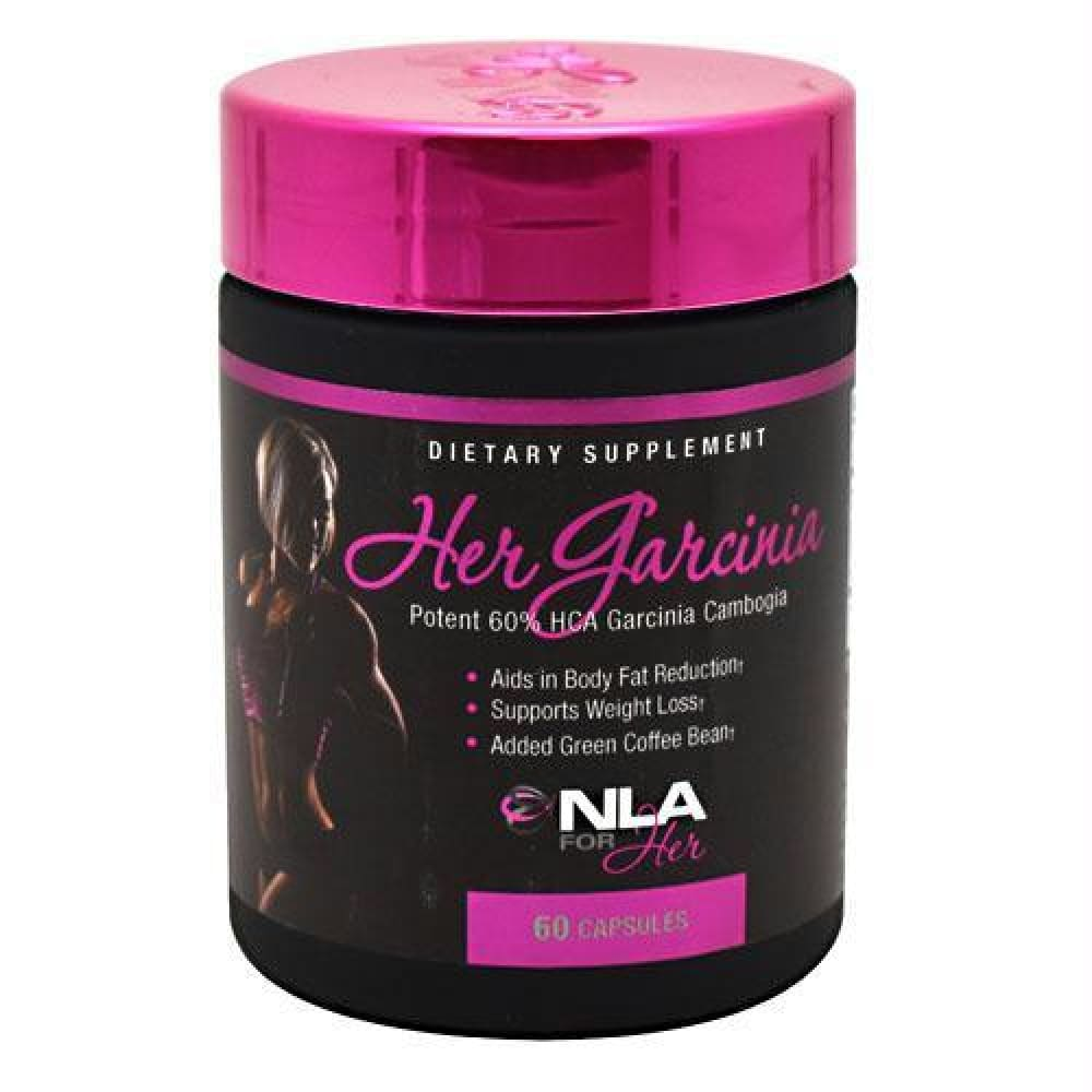 NLA For Her Her Garcinia - 60 ea - Supplements