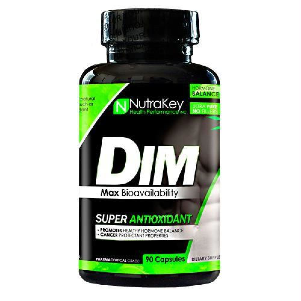 Nutrakey DIM - 90 ea - Supplements