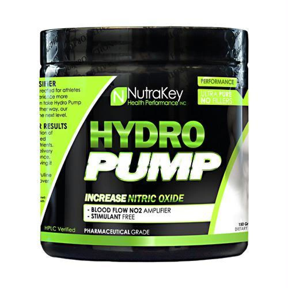 Nutrakey Hydro Pump Strawberry Lemonade - Unflavored / 124 g - Supplements