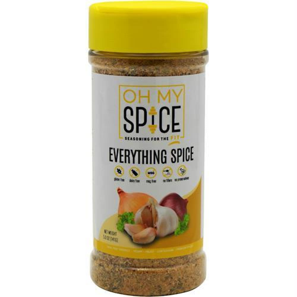 Oh My Spice LLC Oh My Spice Garlic Lovers - Gluten Free - Everything Spice / 5 oz - Supplements
