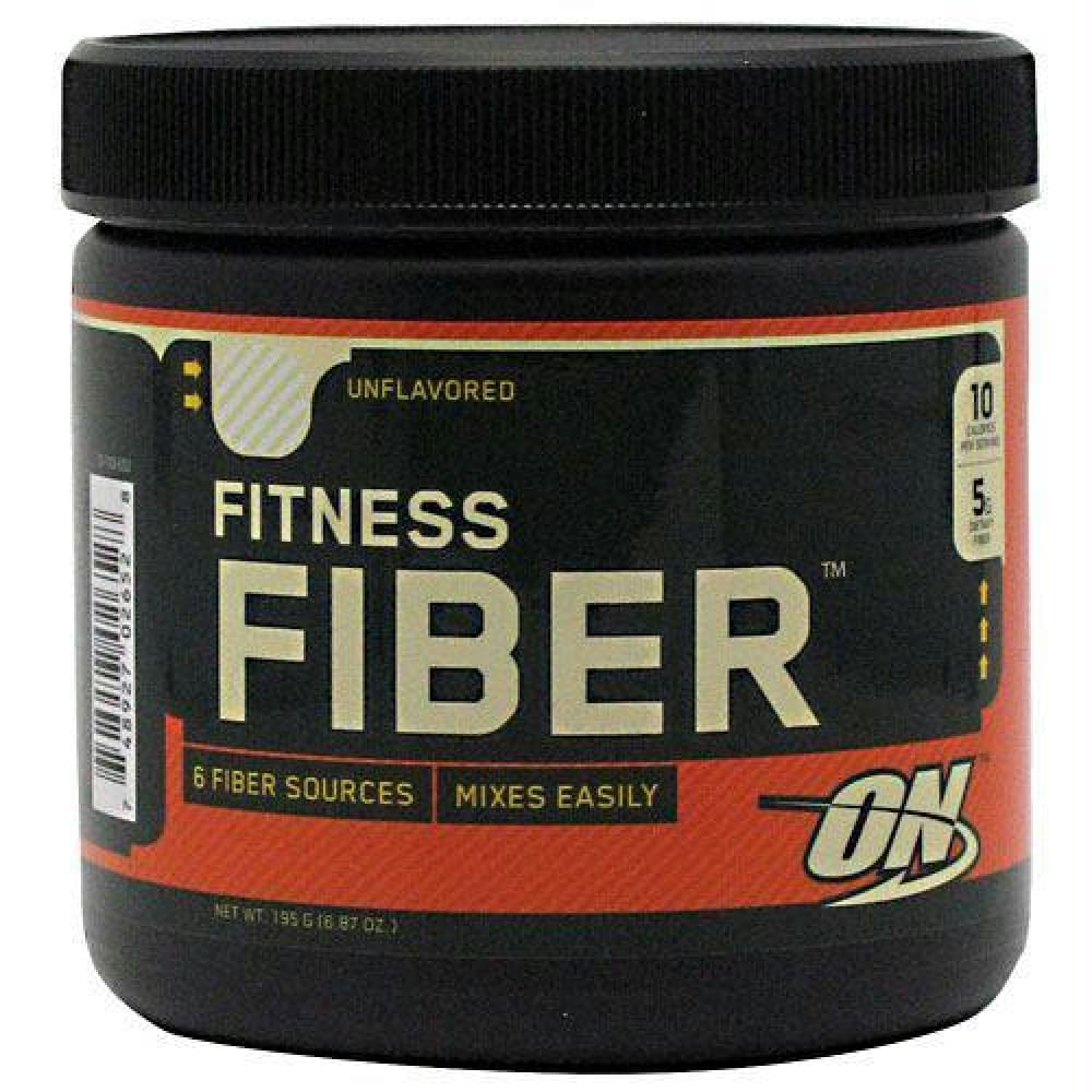 Optimum Nutrition Fitness Fiber Unflavored - Unflavored / 6.87 oz - Supplements