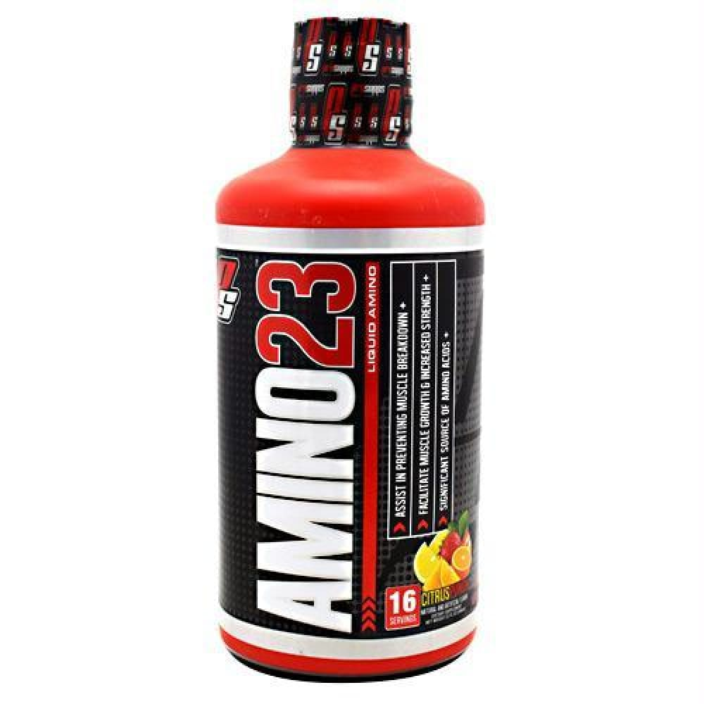 Pro Supps Amino 23 Citrus Punch - Citrus Punch / 16 ea - Supplements
