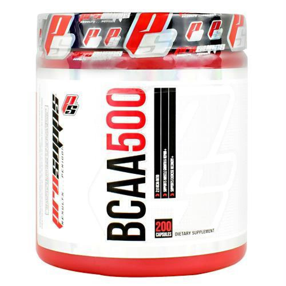 Pro Supps BCAA500 - 200 ea - Supplements
