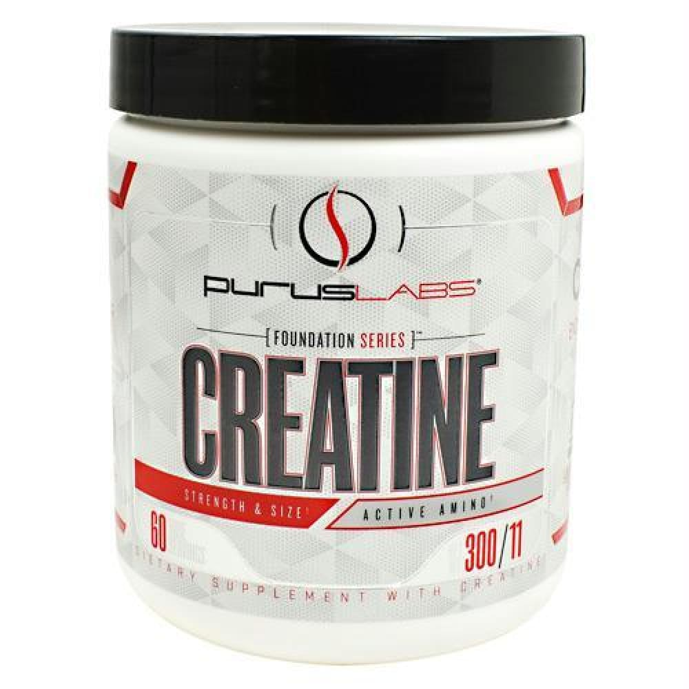 Purus Labs Foundation Series Creatine - 60 ea - Supplements