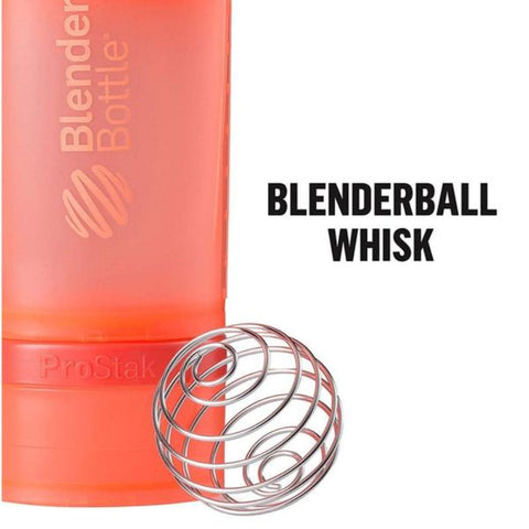 Image of BlenderBottle ProStak System with 22-Ounce Bottle and Twist n' Lock Storage