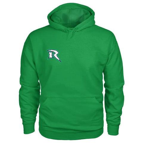 Image of Riptide Logo Hoodie - Irish Green / S - Hoodies