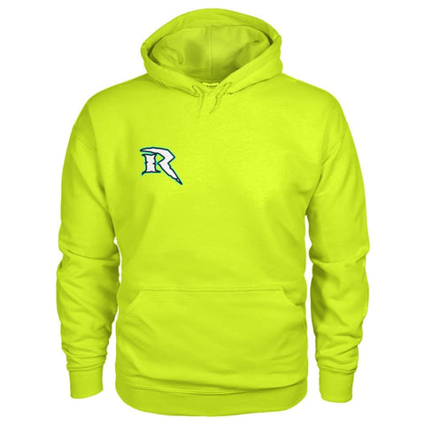 Image of Riptide Logo Hoodie - Safety Green / S - Hoodies