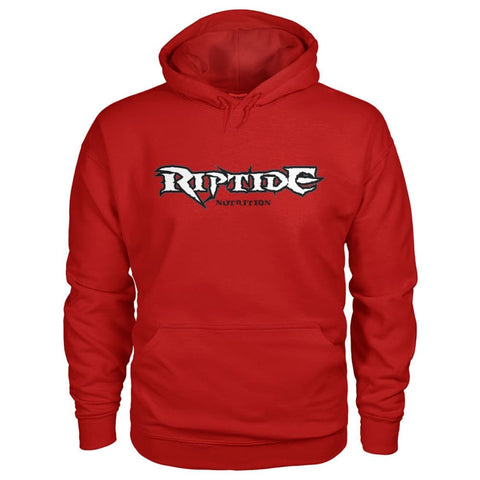 Image of Riptide Nutrition Hoodie - Cherry Red / S - Hoodies
