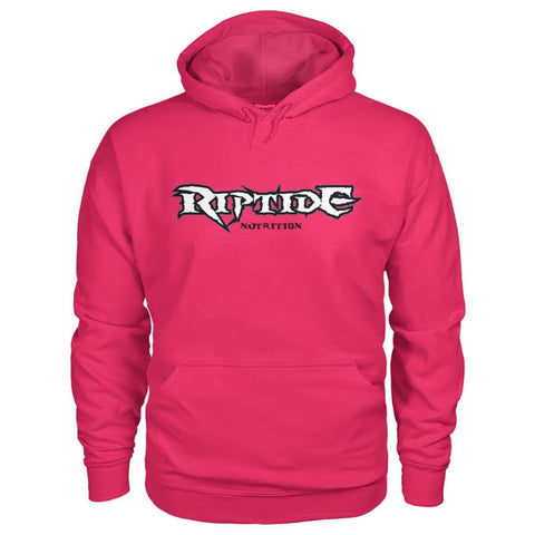 Image of Riptide Nutrition Hoodie - Heliconia / S - Hoodies