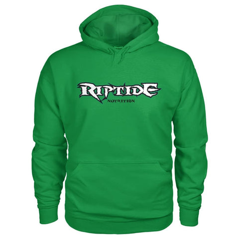 Riptide Nutrition Hoodie - Irish Green / S - Hoodies