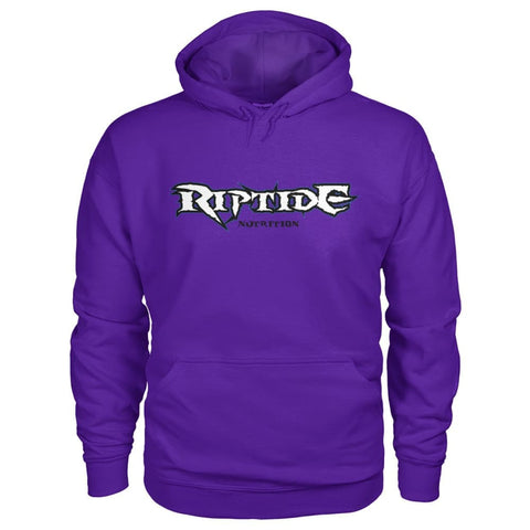 Image of Riptide Nutrition Hoodie - Purple / S - Hoodies