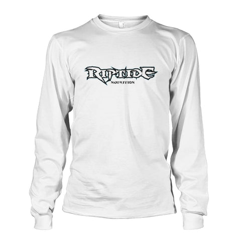 Riptide Nutrition Long Sleeve - White / S - Long Sleeves