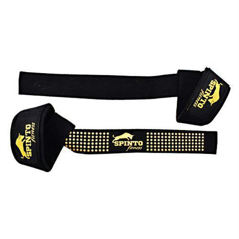 Spinto USA LLC Silicone Lift Straps Black - Black - Accessories