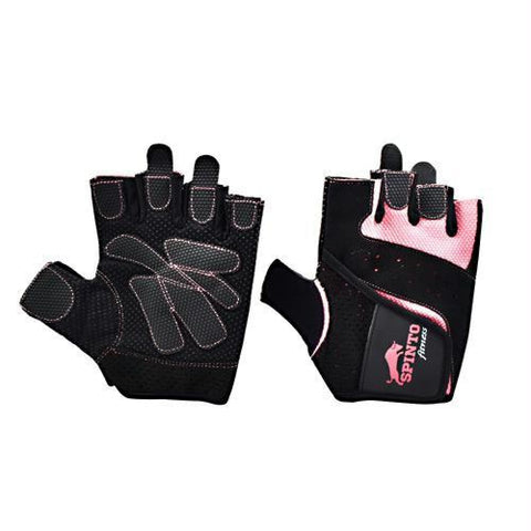 Spinto USA LLC Womens Heavylift Glove Pink M - Pink S - Accessories