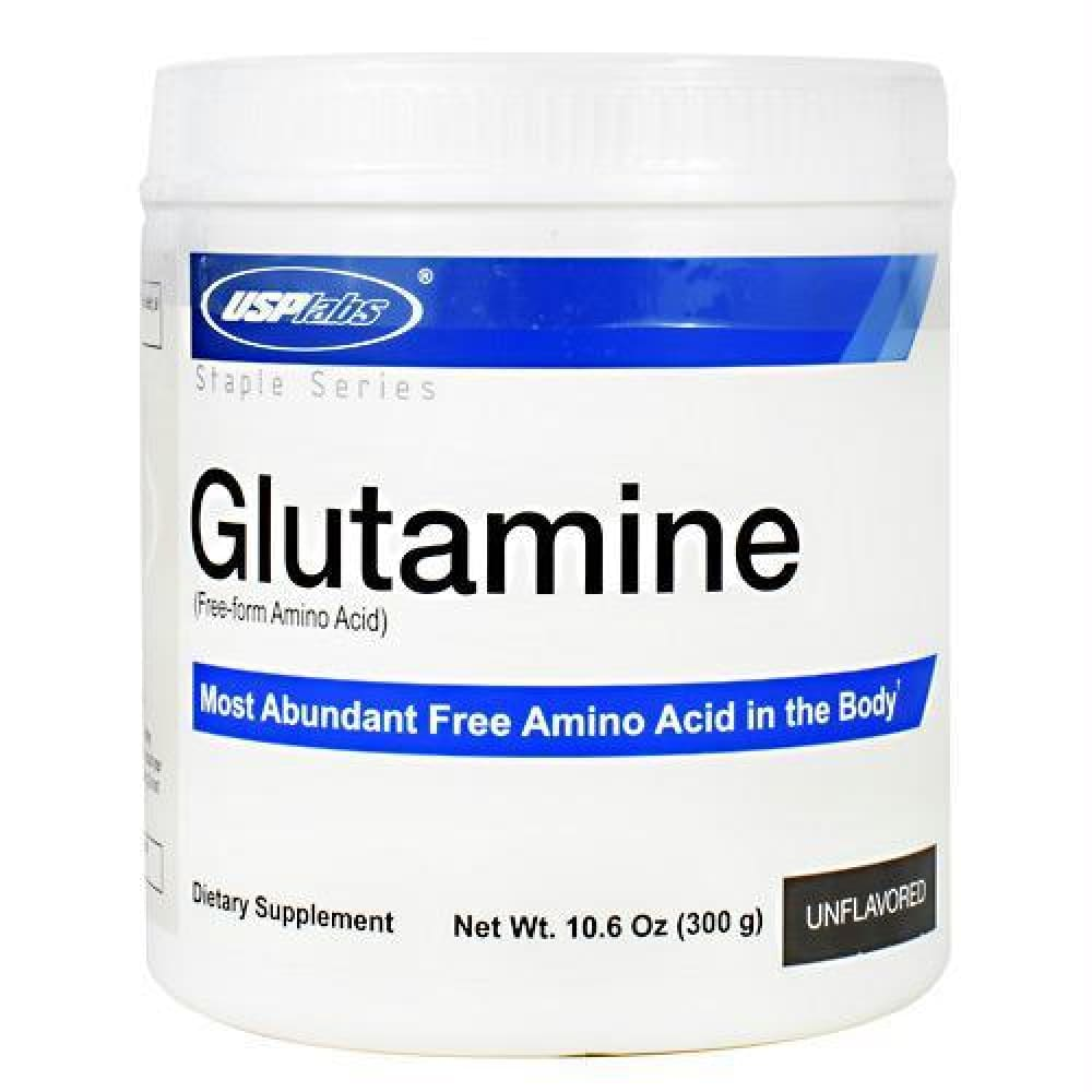 USP Labs Staple Series Glutamine Unflavored - Unflavored / 60 ea - Supplements