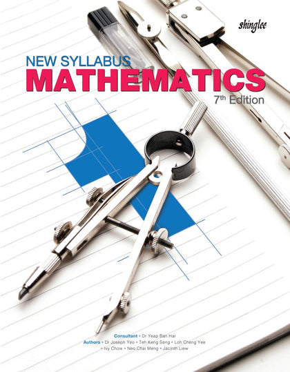 New Syllabus Mathematics Series