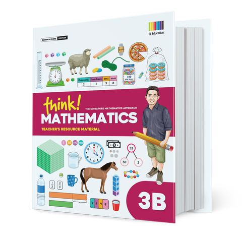 think! Mathematics Teacher's Resource Materials 3B