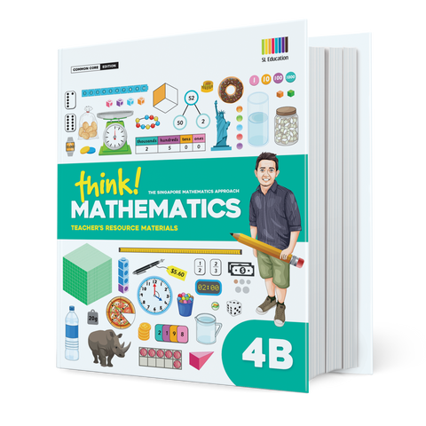 think! Mathematics Teacher's Resource Materials 4B