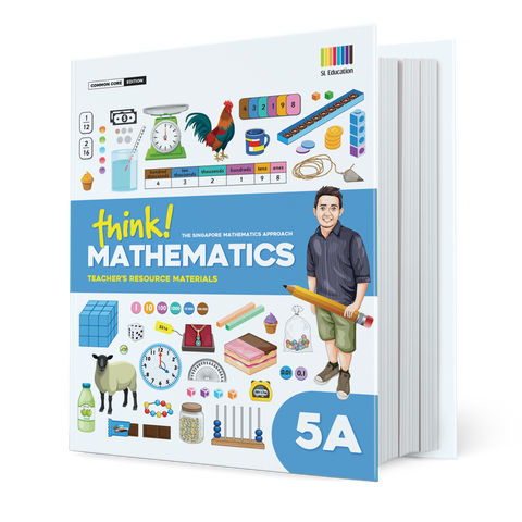 think! Mathematics Teacher's Resource Materials 5A