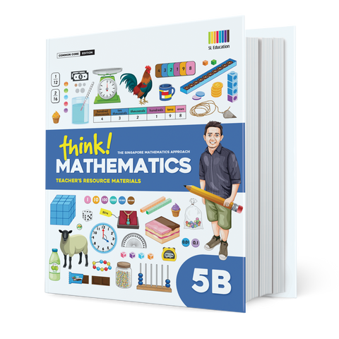 think! Mathematics Teacher's Resource Materials 5B