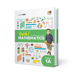 think! Mathematics Textbook 1A - Hardcover